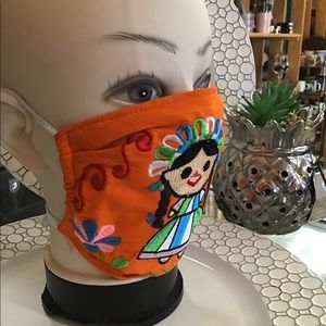 Mexican face mask